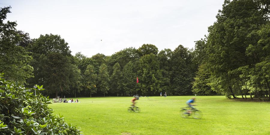 U kan genieten van de natuur, van kunst en sport in Hof De Bist