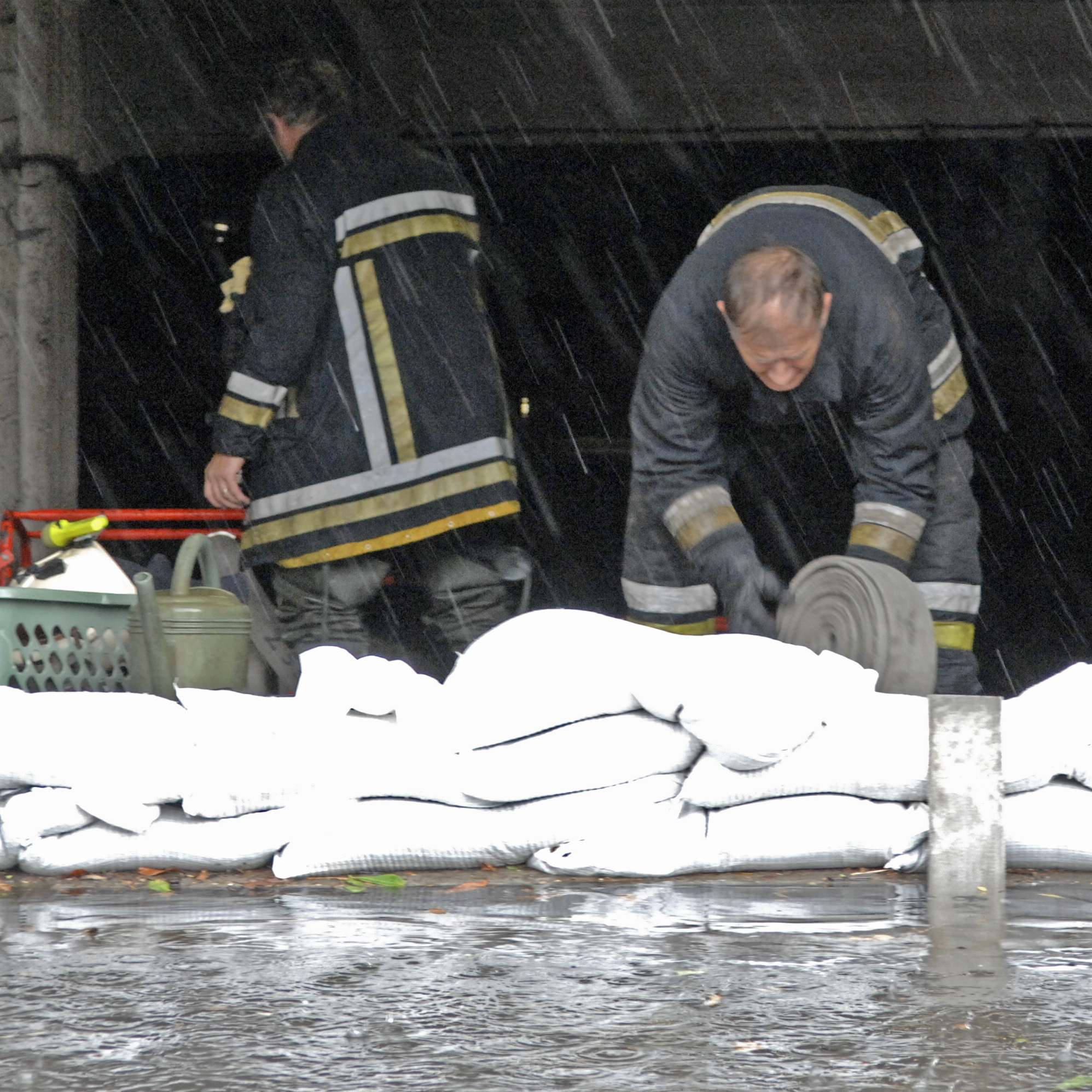 Noodplanning bij waarschuwing, incident of ramp