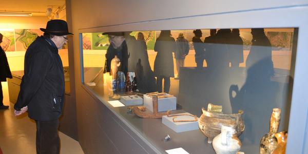 archeologische vondsten in het Keizersbastion