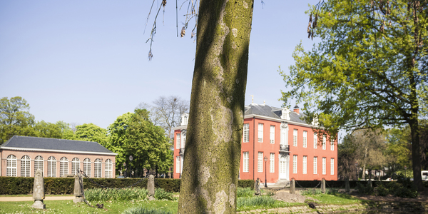 Het park is genoemd naar het kasteel Sorghvliedt dat in het park gelegen is