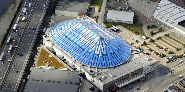 Sportpaleis en Lotto Arena