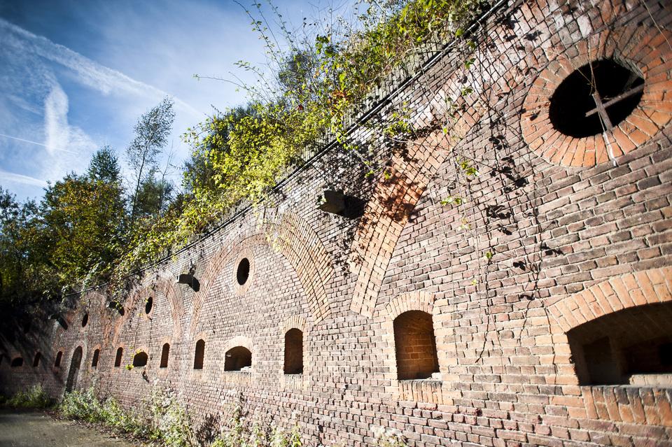 Binnenfort Fort 8