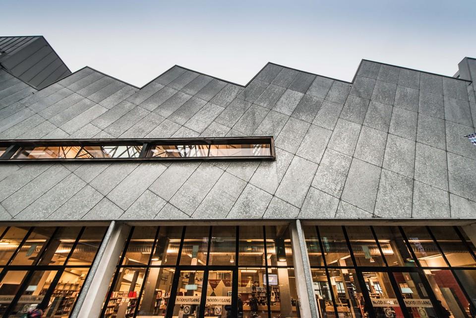Bibliotheek Permeke