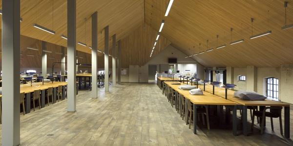 De leeszaal van het FelixArchief