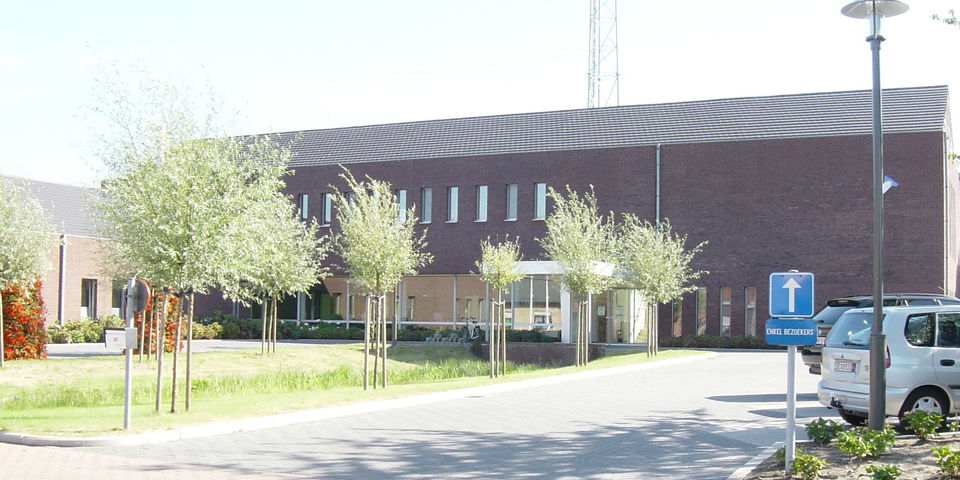 Districtshuis BZL